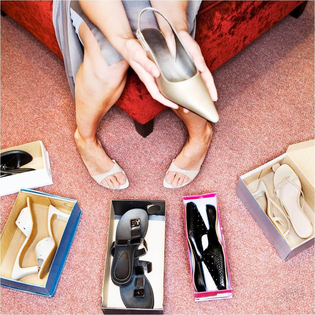 Правильная обувь — залог здоровья