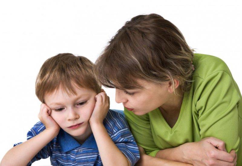 Нужда ребёнка в общении с мамой