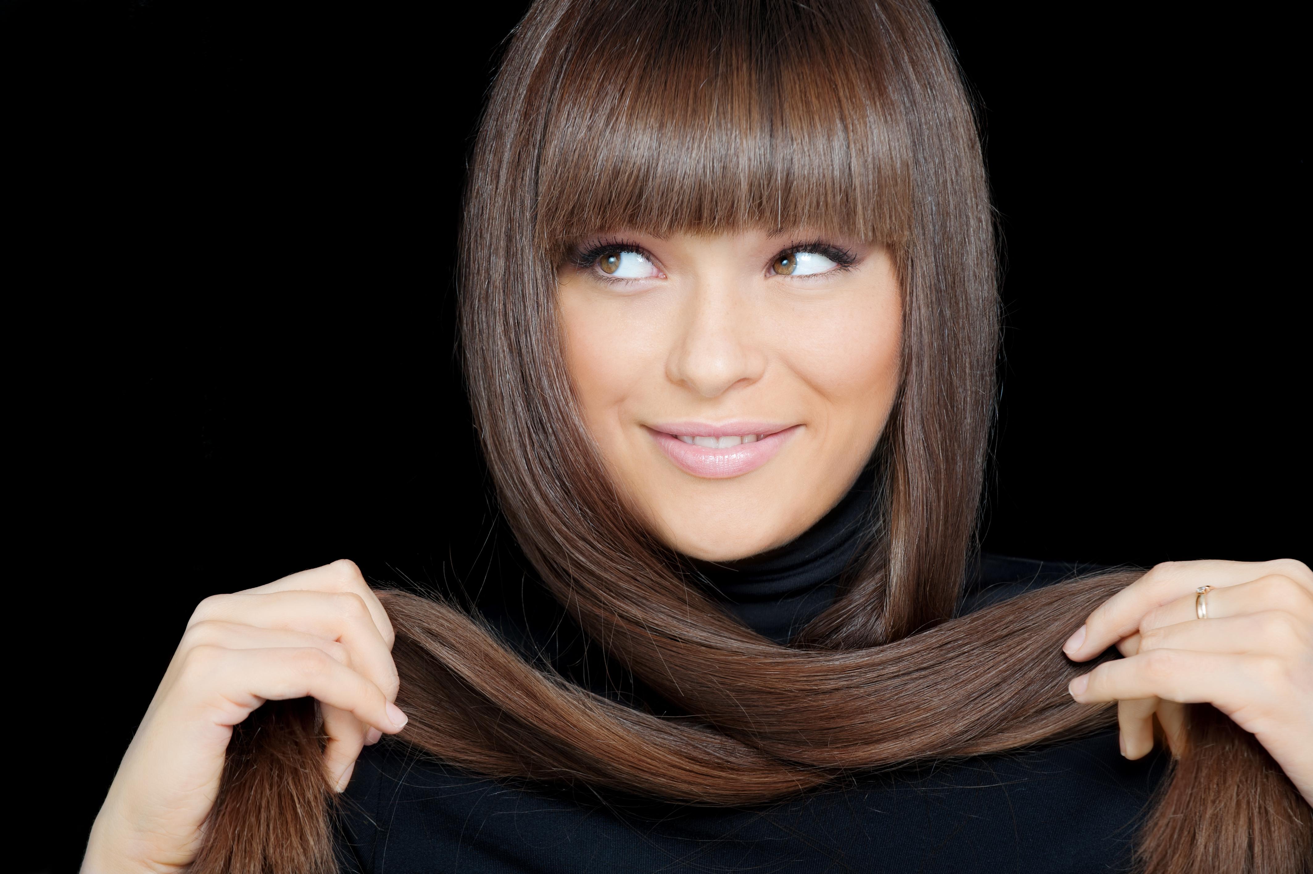 Советы шатенкам по уходу за волосами