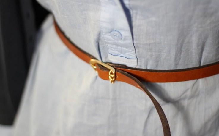 Модные в 2018-м женские ремни