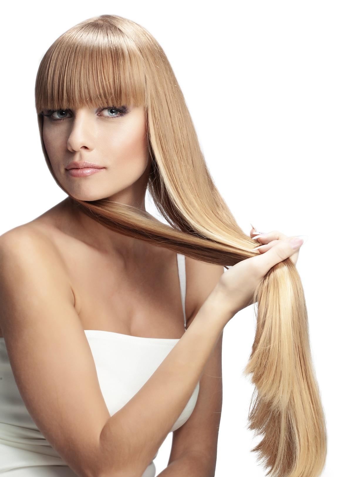 Как сделать свои волосы ровными