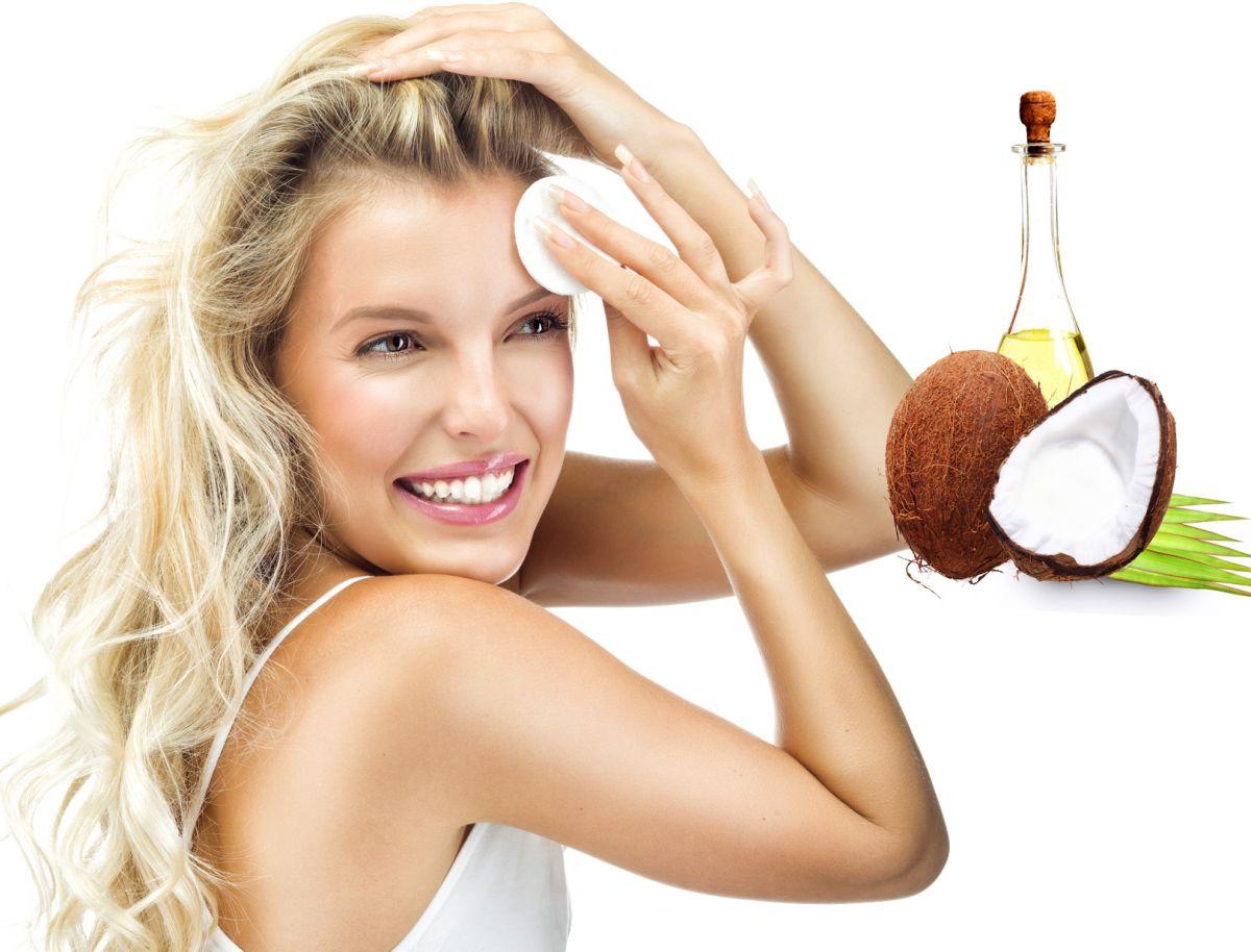 Топ-7 бьюти-способов использовать кокосовое масло