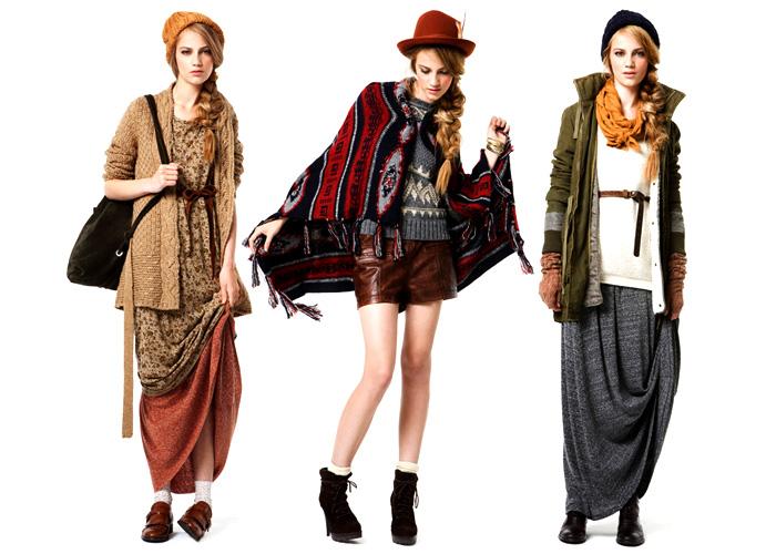 Немного о последних тенденциях в мире моды