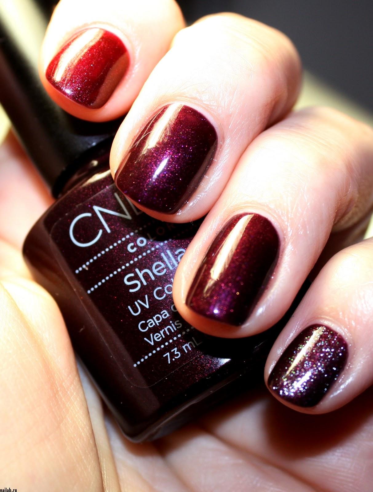 CND — инновационный лак для ногтей.