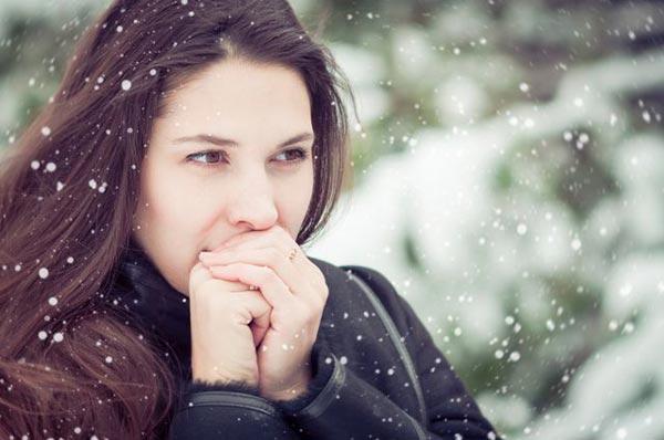 Как сберечь руки зимой?