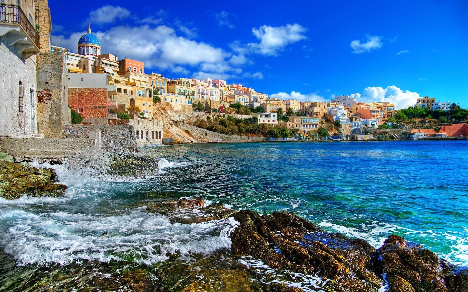 Отдых в Афинах будет незабываемым