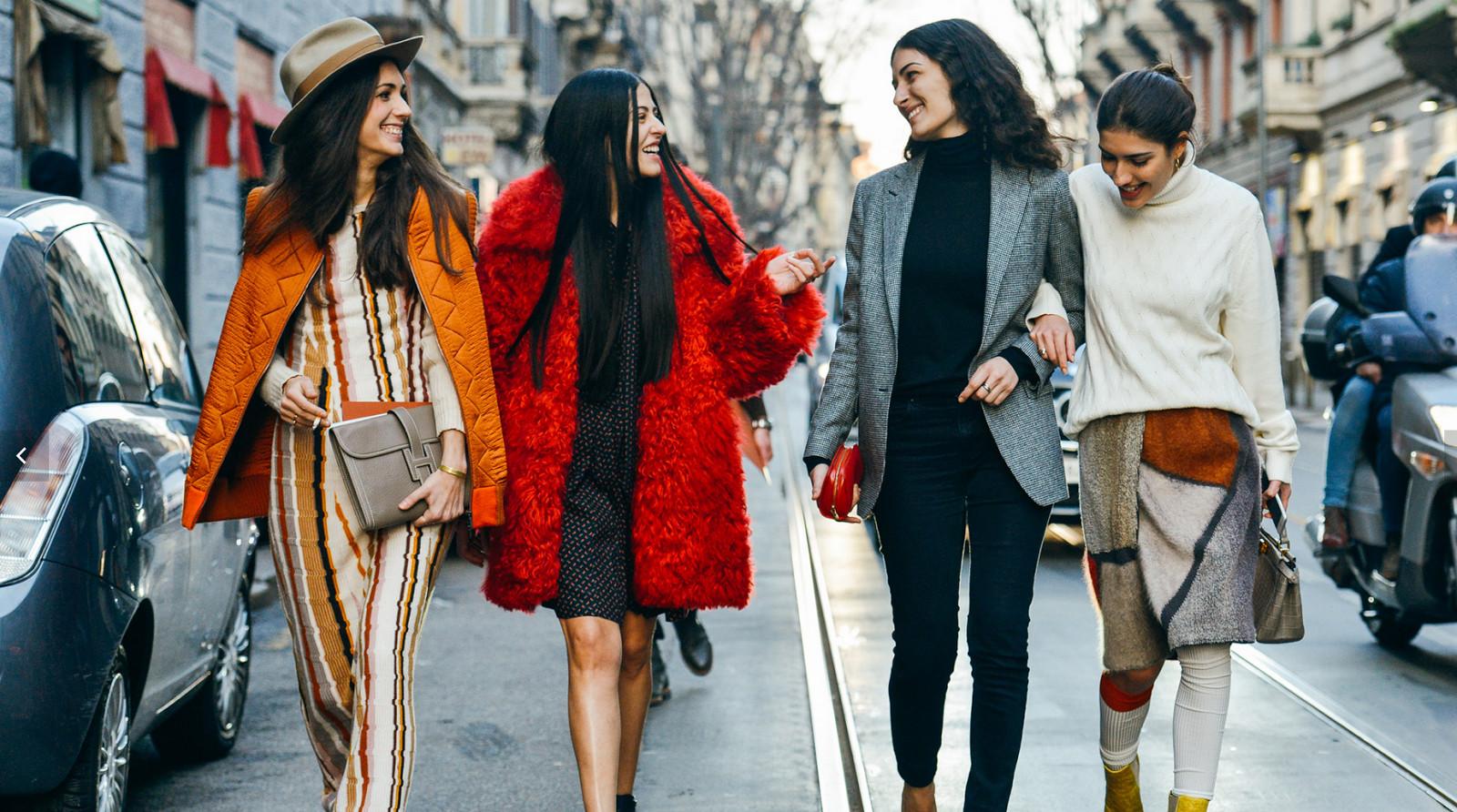 Модные лондонские прогнозы и тенденции