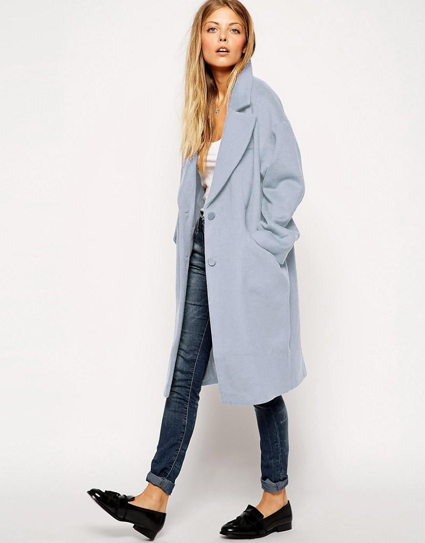 Женское пальто и правила его выбора