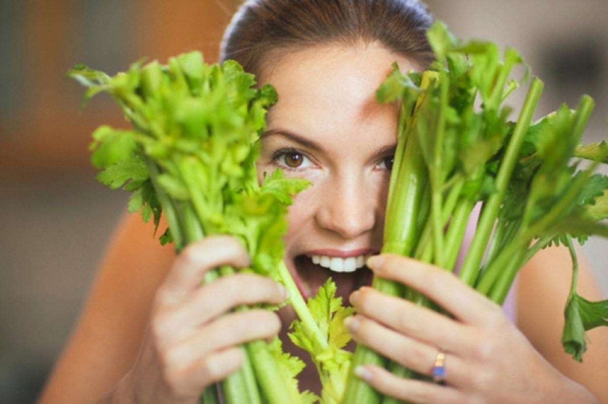 Роль овощей в процессе похудания