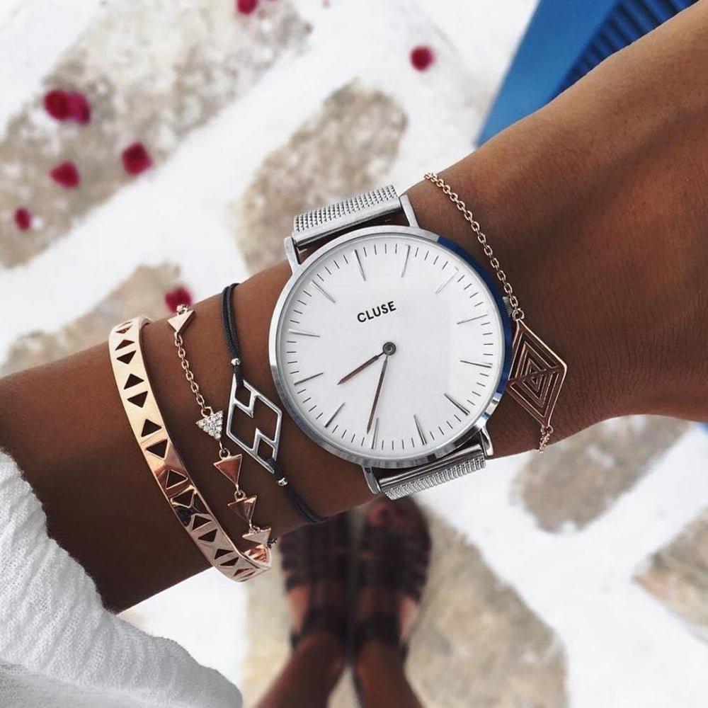 Лучшее женское украшение на руку — это часы