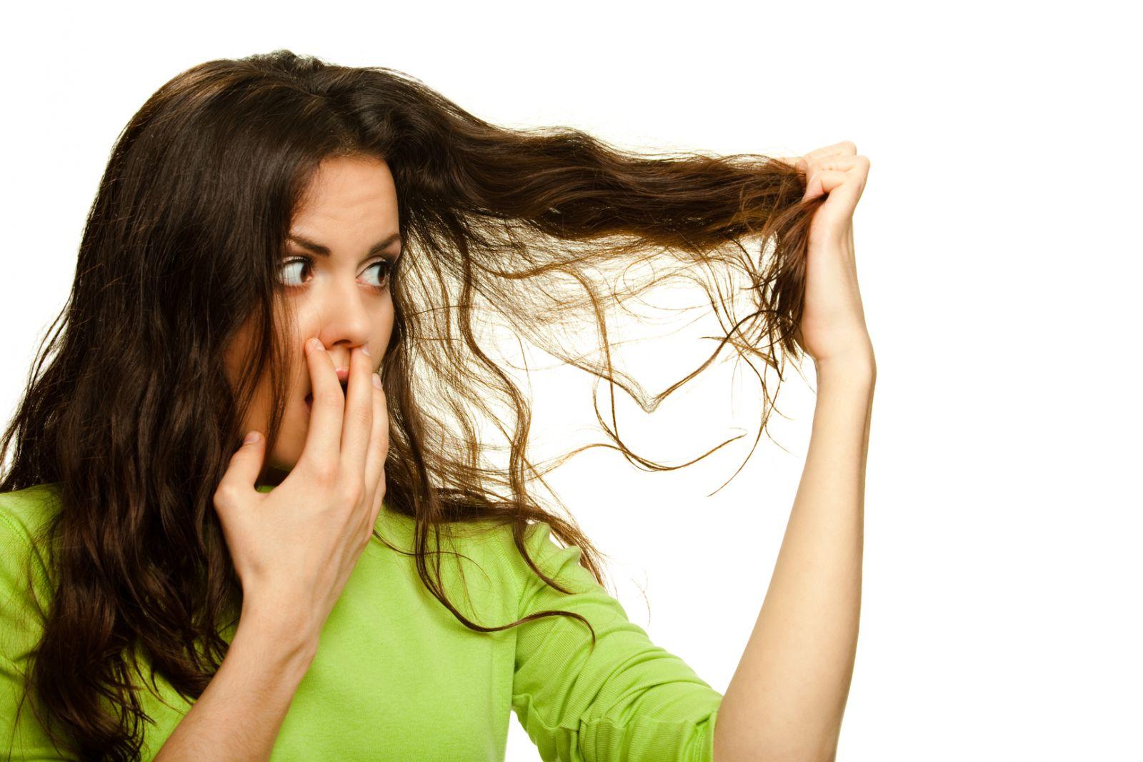 Стрессы на работе уничтожают красоту кожи и волос