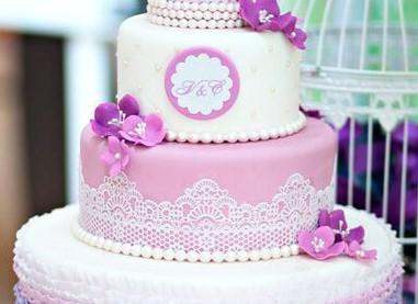 Свадебный торт и торты на заказ