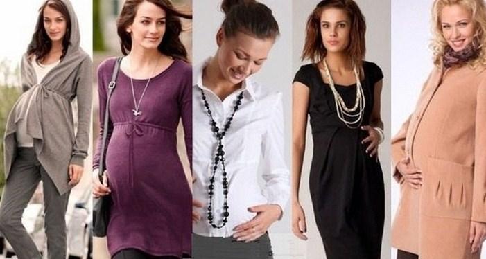 Как подобрать одежду для беременных