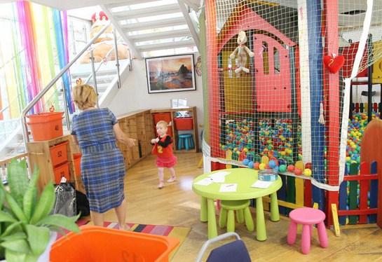 Интерьерные прелести любимой детской комнаты
