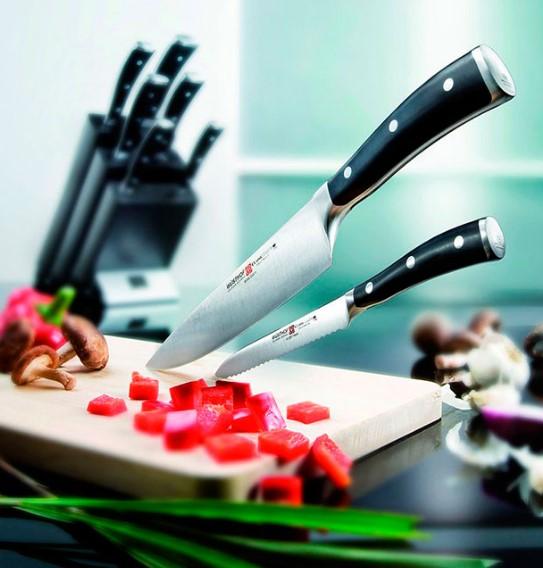 Приобретаем современные кухонные ножи