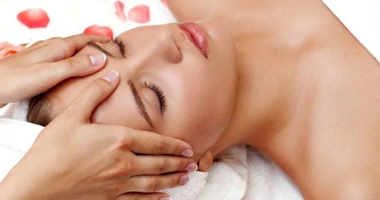 Основные приемы массажа