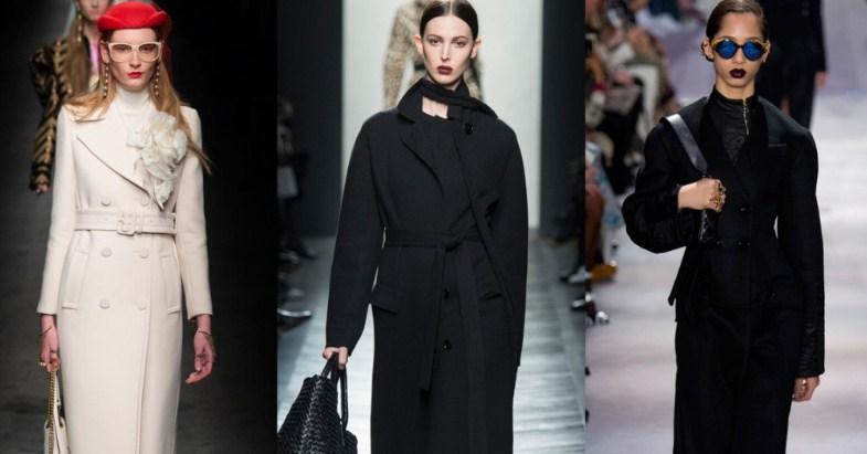 Пальто — нестареющая классика