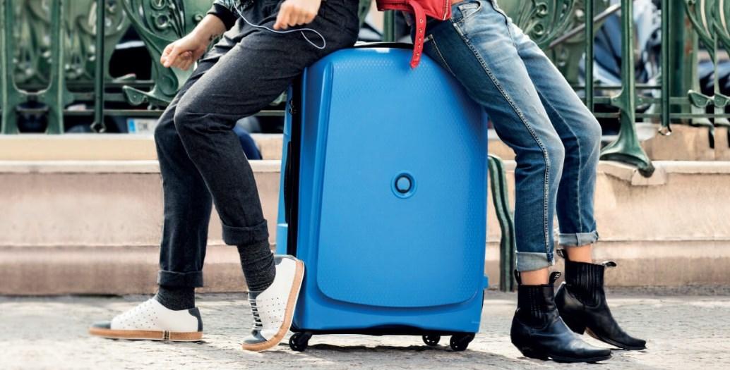 Собираемся в дорогу, выбираем чемодан