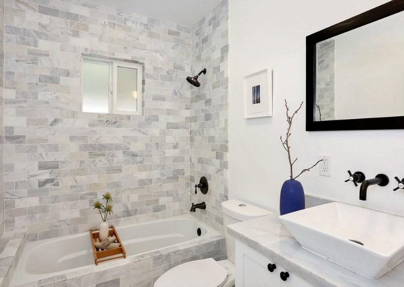Практичный дизайн ванной комнаты: лучшие идеи
