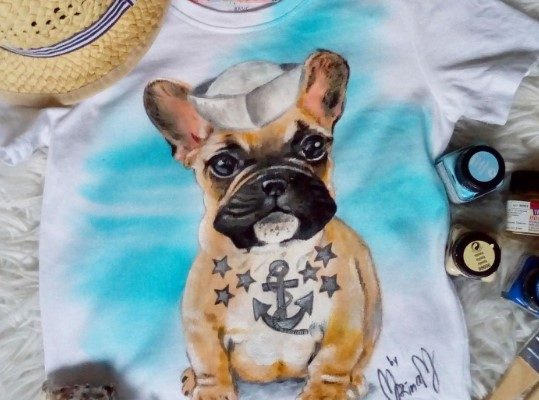 Модные футболки с надписями