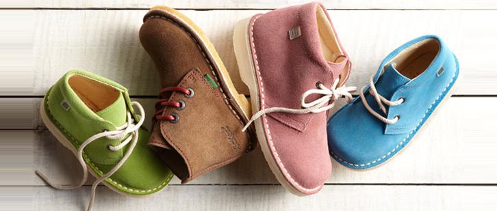 Современная обувь для детей