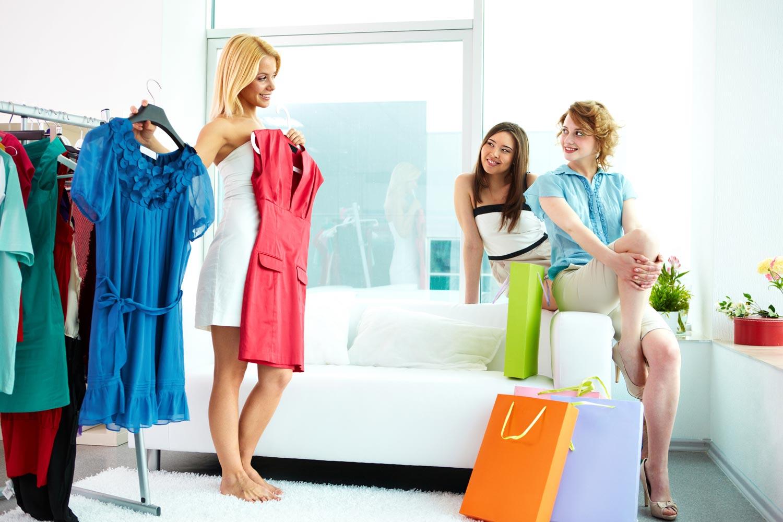 Чем порадовать себя и как подобрать свой модный гардероб