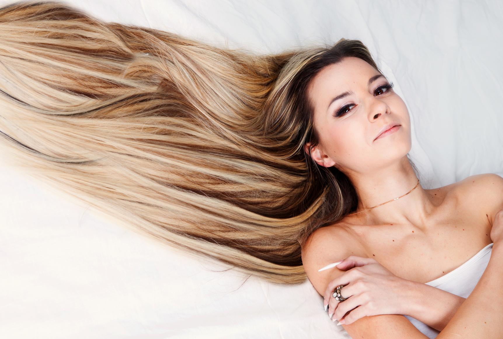 Маски для волос из натуральных продуктов