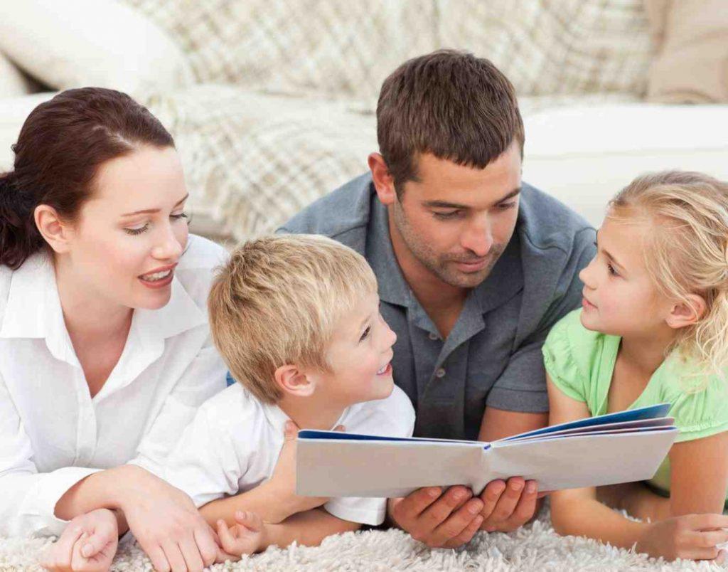 Внушение в воспитании в кругу семьи