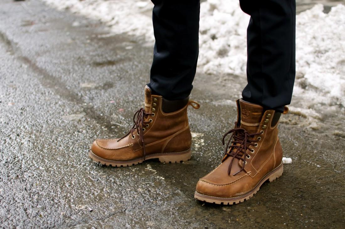 Мужская обувь: немного о ботинках