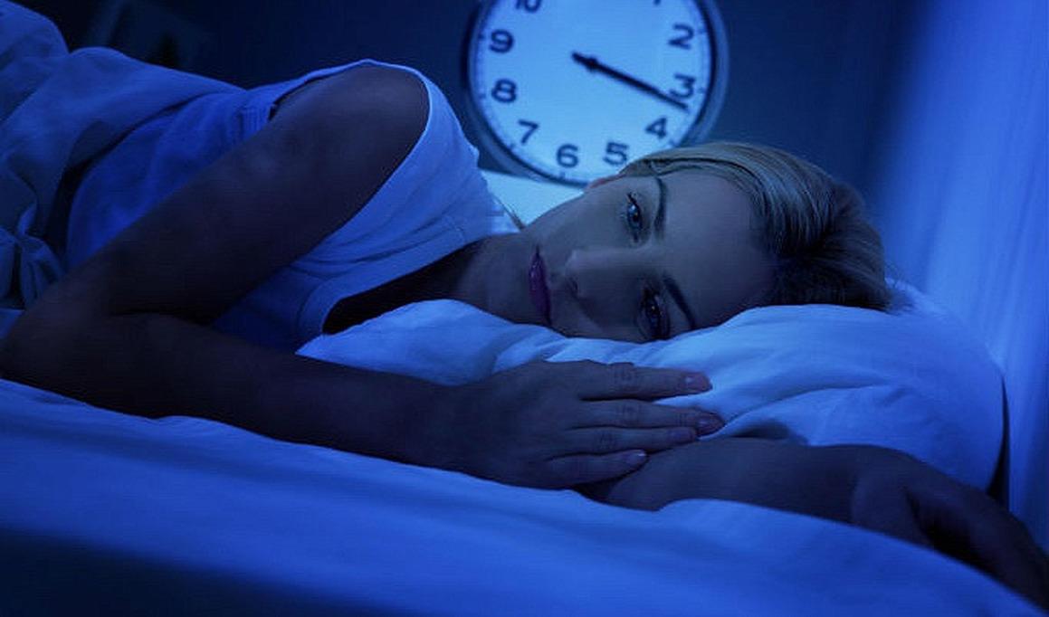 Как не нужно ложиться спать