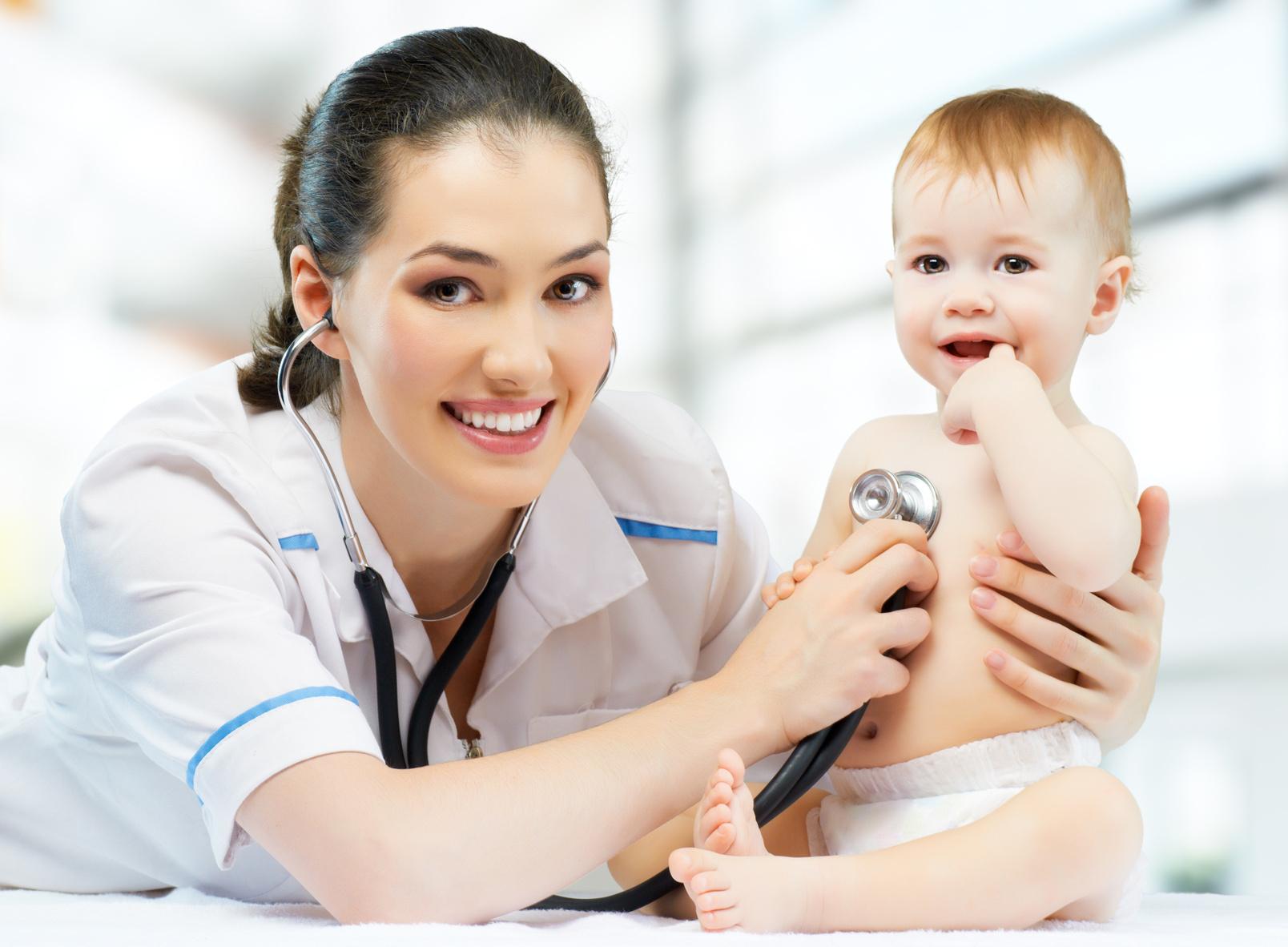 Больница и дети