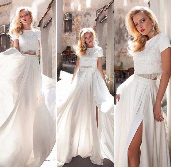 Империя свадебной моды