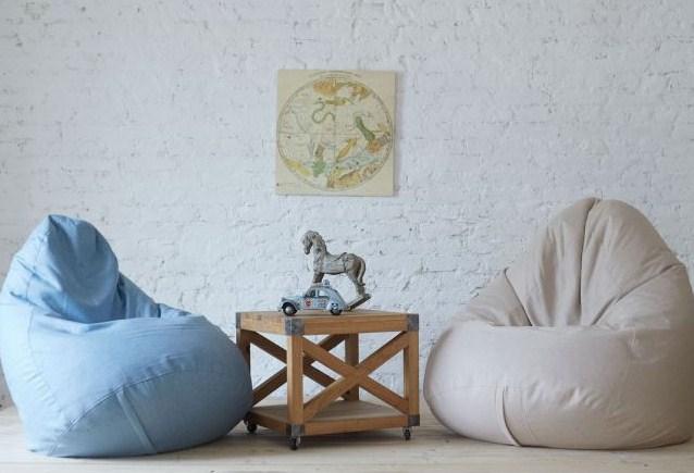 Как можно уберечь бесформенную мебель от животных?