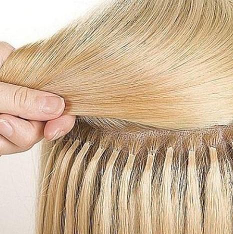 Наращивание волос – путь к шикарной прическе