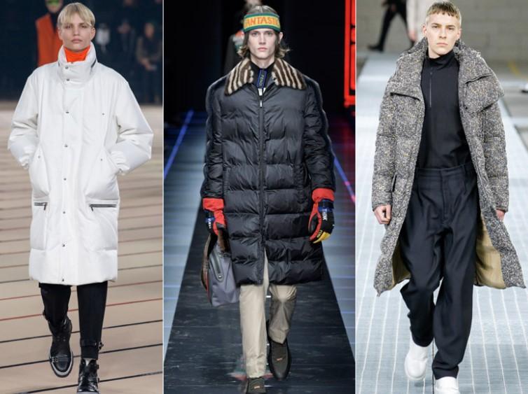6 модных трендов одежды для мужчин весны 2018
