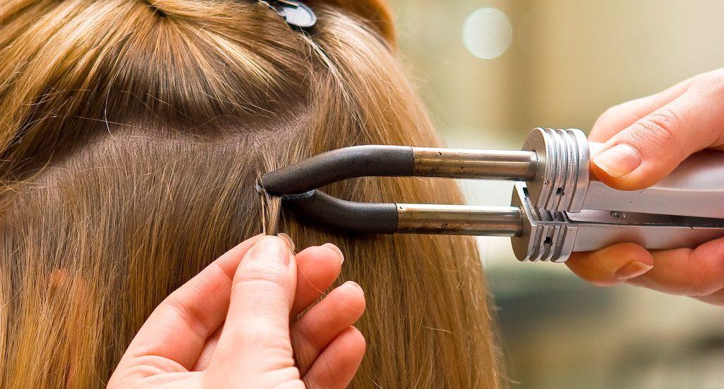 Наращивание волос и прически для длинноволосых