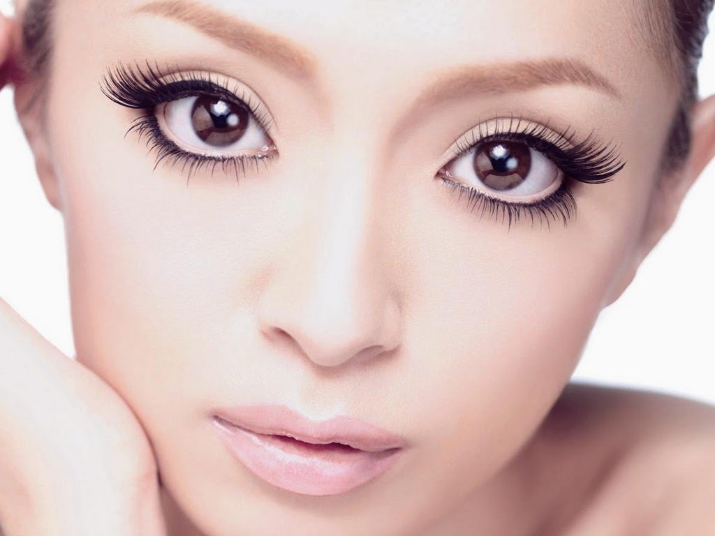 Зрительное увеличение глаз при помощи простых способов