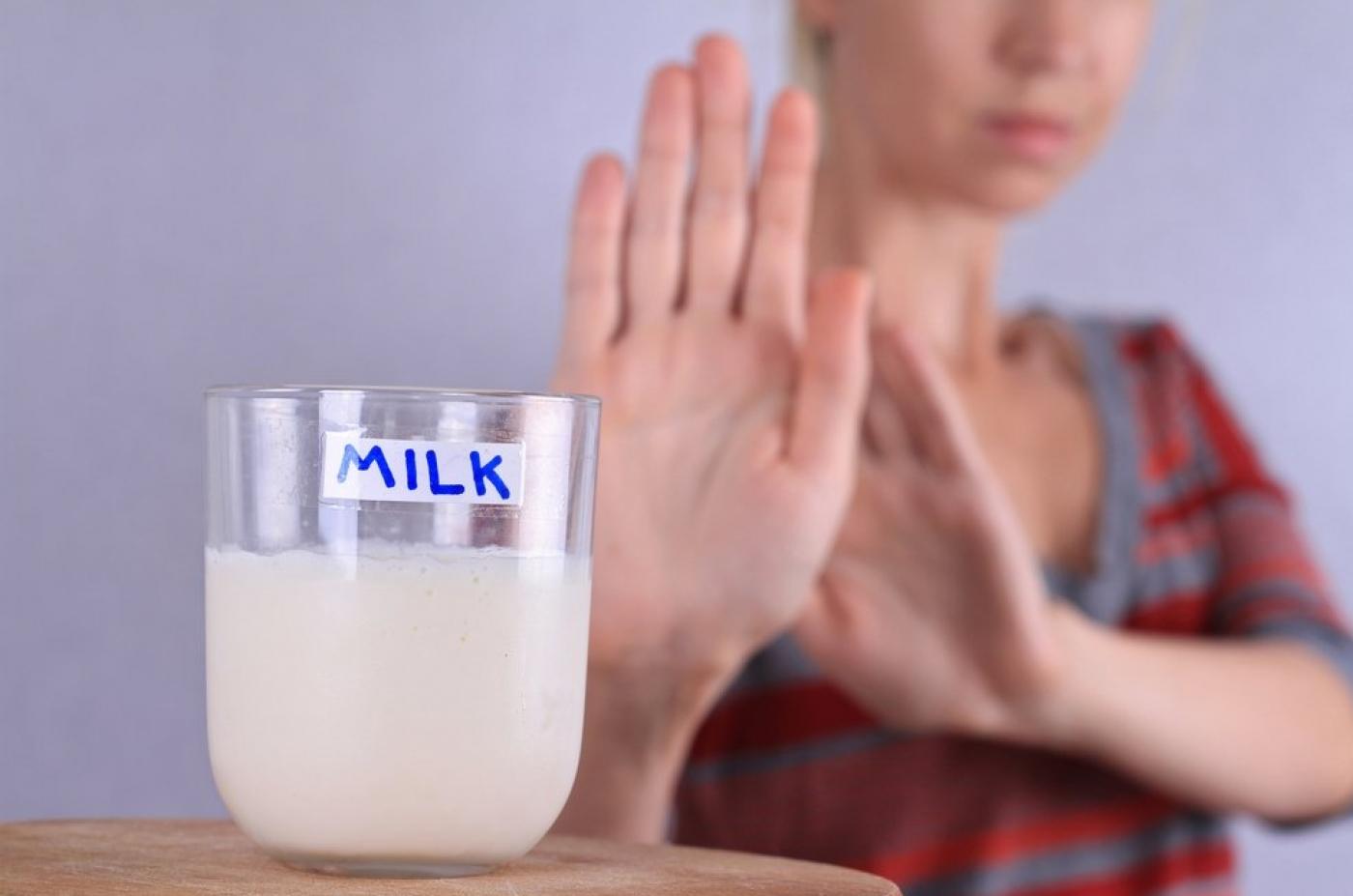 В чем причина непереносимости или аллергии на молоко