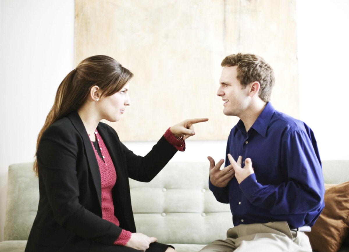 Почему мужчины и женщины врут друг другу
