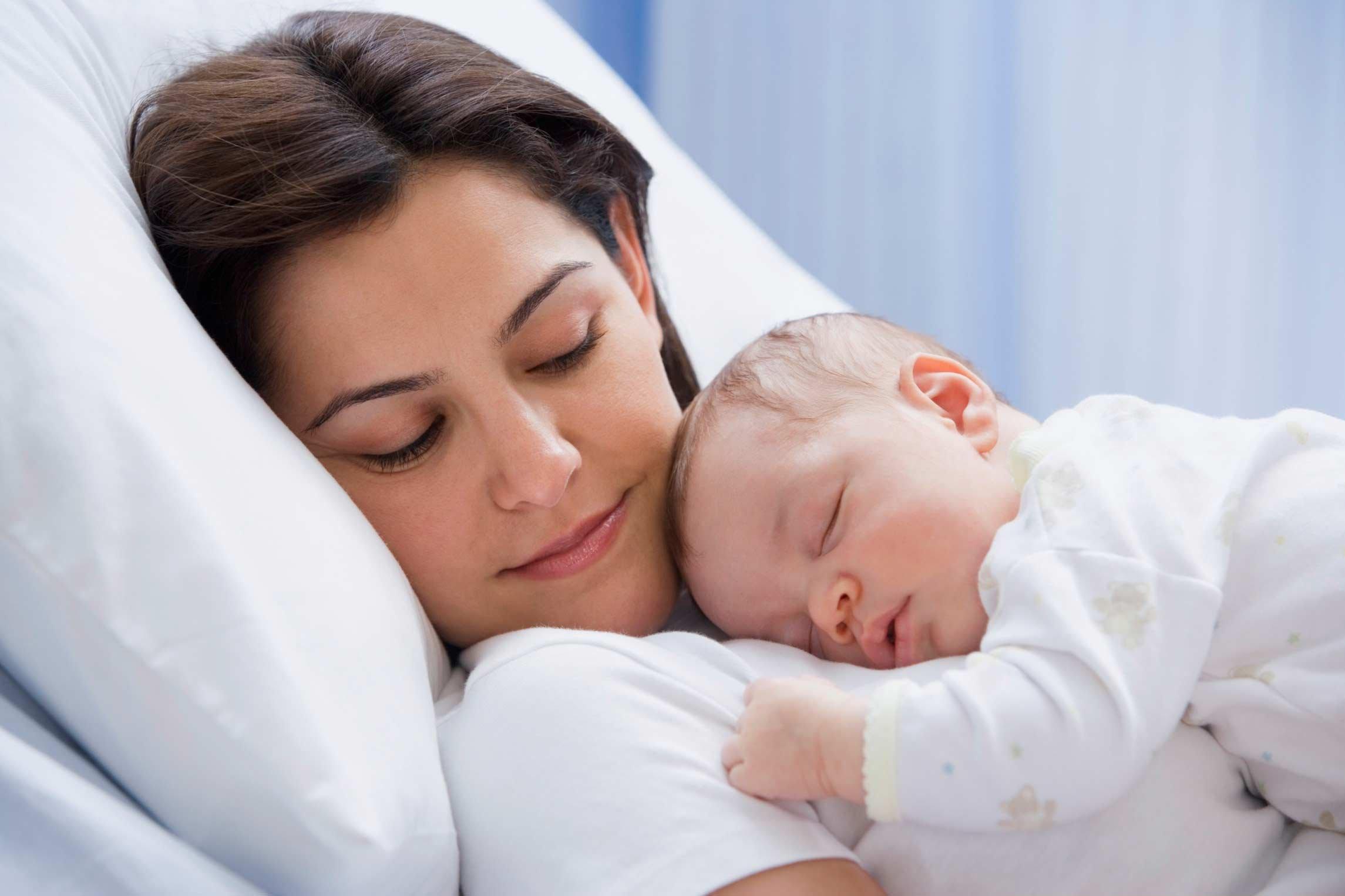 Как рождается жизнь? (периоды родов)