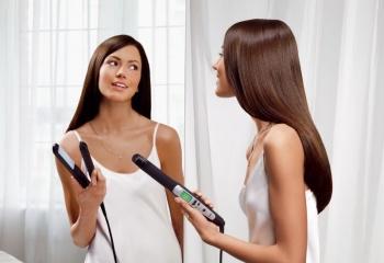 Уход за смешанным типом волос