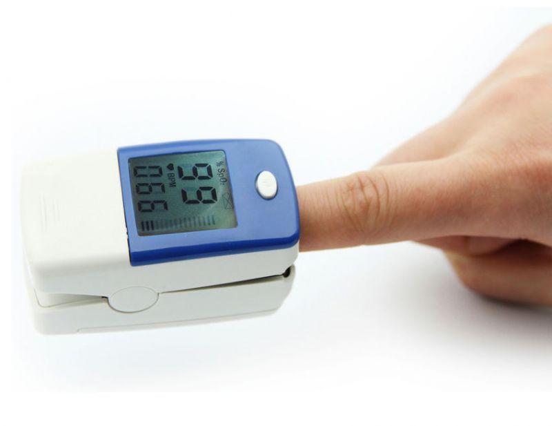 Особенности применения пульсоксиметра