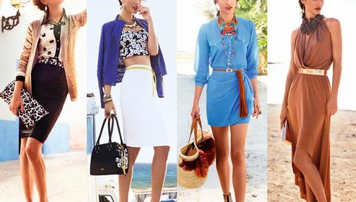 Стильная одежда летом