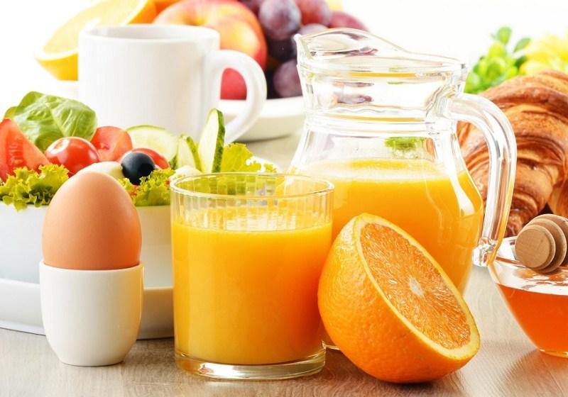 Яично-апельсиновая диета на 4 недели — меню