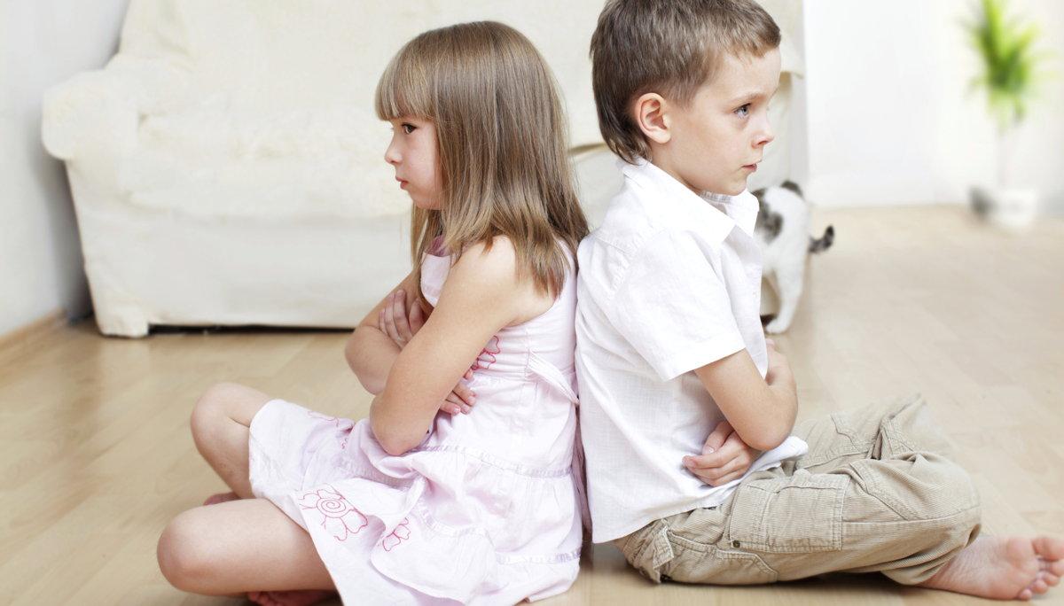 Отношения между братьями и сестрами