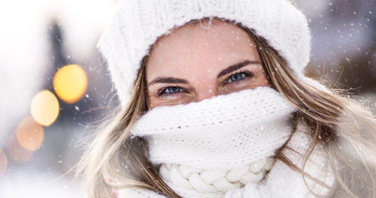 Как защитить волосы в зимнюю непогоду?