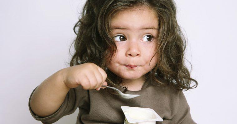 Какой йогурт самый полезный для детей