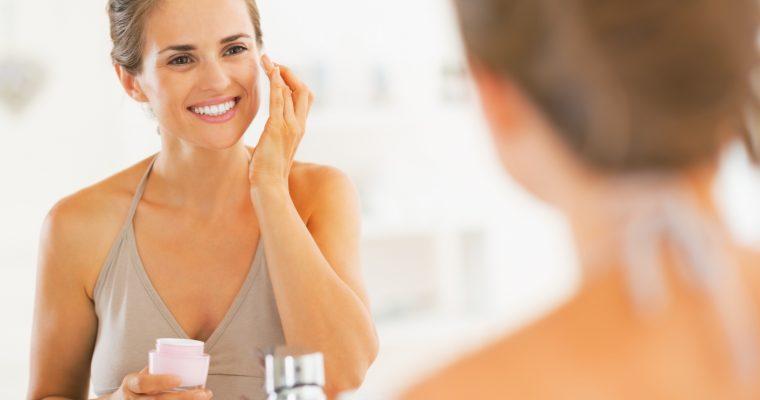 Применение домашней косметики