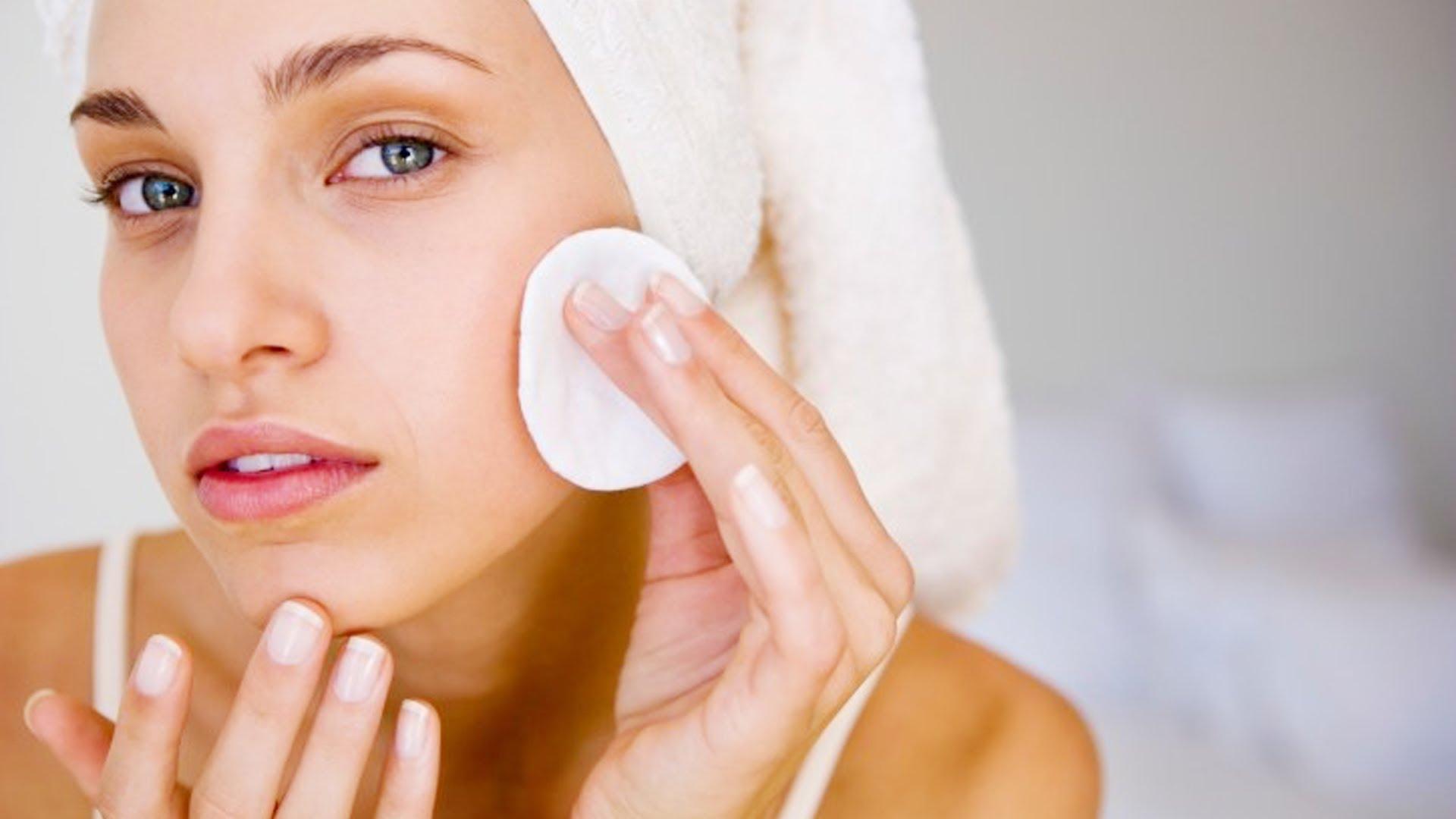 Устранение дефектов кожи домашними средствами