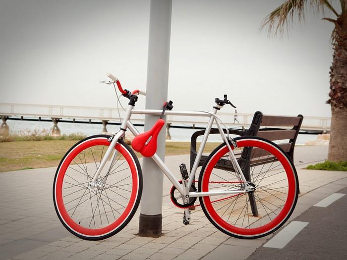 Как выбрать замок для велосипеда?